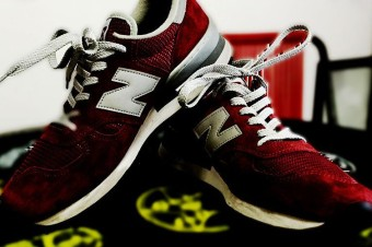 New Balance 996 made in USA BOSTON MASS 02134