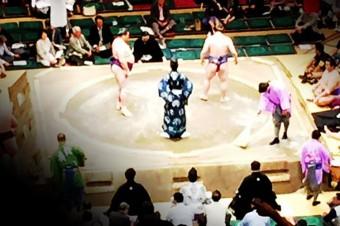 SUMO 20150516 相撲5月場所