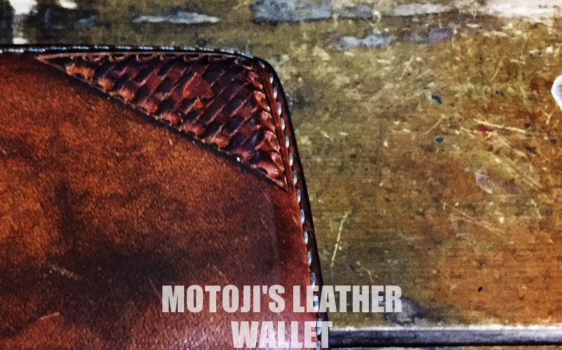 MOTOJI'S LEATHER  WALLET-USED-01