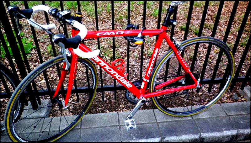 CANNONDALE-CAAD9