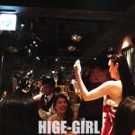 HIGE-GIRL OKAMABAR 20150724