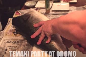 ODOMO TEMAKI PARTY 20150711