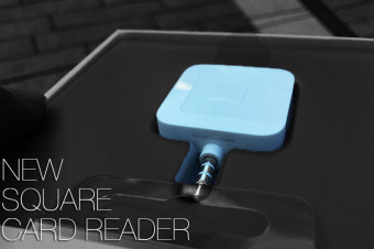 NEW SQUARE CARD READER