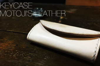 KEYCASE MOTOJI'S LEATHER