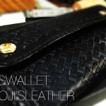 LONG WALLET MOTOJI'S LEATHER
