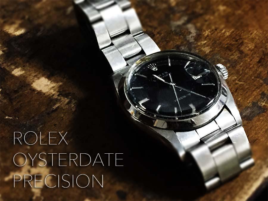 rolex-precision-i