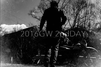 2016GW 2ndDAY