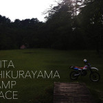 AKITA ISHIKURAYAMA CAMP-PLACE