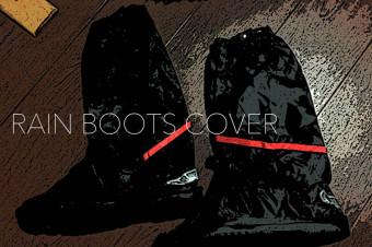 RAIN BOOTS COVER