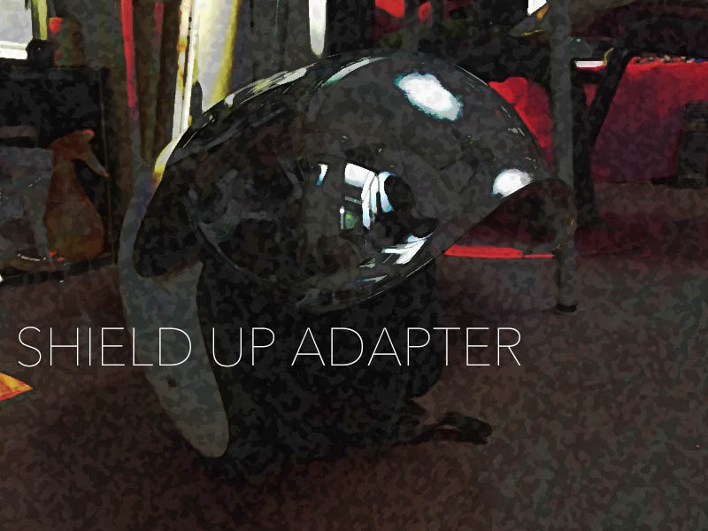 SHIELD UP ADAPTOR