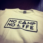 SOLD NO CAMP NO LIFE T-SHIRT  #tooeys.jp