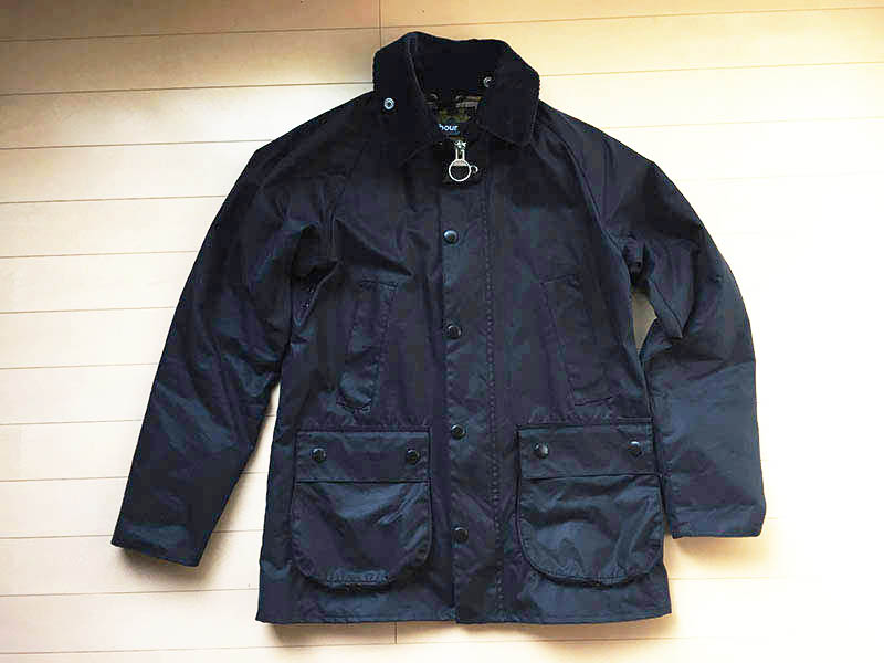 Barbour-BEDALE01
