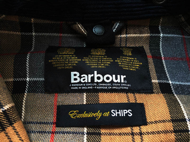 Barbour-BEDALE06