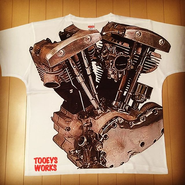 SHOVELHEAD-Tshirt #tshirts #shovelhead #shovelsports #harleydavidson #tooeysworks
