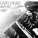 SHOVELHEAD T-shirt / SUZURI