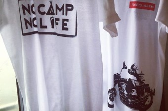 SOLD THANK YOU #no camp no life #cb750  #tshirts #tooeysworks #tooeys.jp #silkscreen #handmade