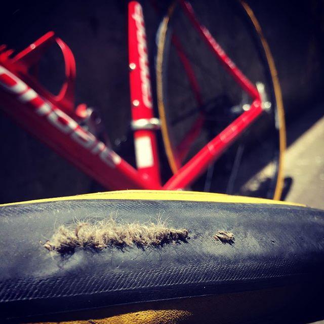 TIRE EXCHANGE #cannondale #michelin #roadbike