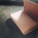 FATHER 'S DAY #handmade #leathercraft #tooeysworks #cardcase #gift #thankyou