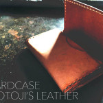 CARDCASE MOTOJI'S LEATHER