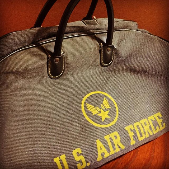 SHORT TRIP #airforce  #vintage #milspec