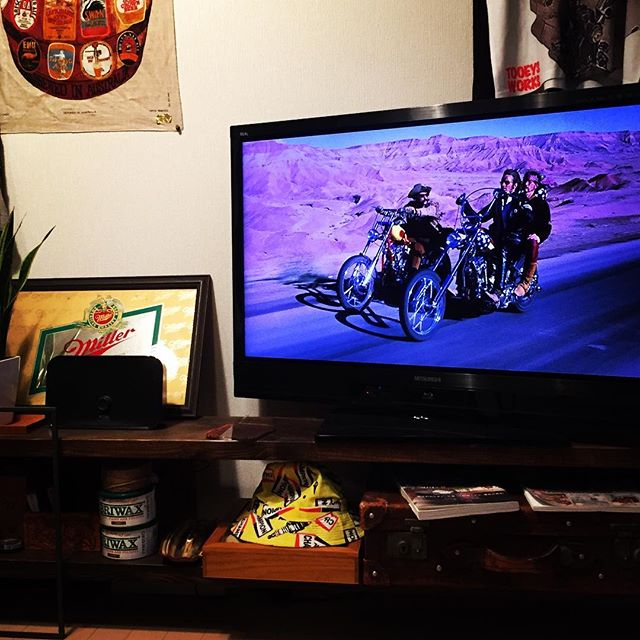 I want to ride a motorcycle #easyrider #harleydavidson #roadmovie #panhead #tooeysworks