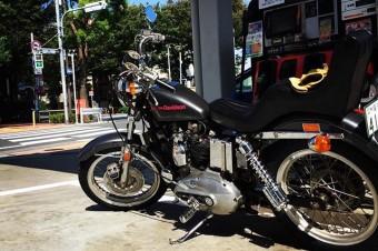 MY HARLEY-DAVIDSON #xlh1000 #harleydavidson #shovelhead #shovelsports #sportster #motorcycle #ironhead