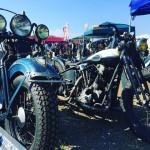 VINTAGE MOTORCYCLE RALLY & SWAPMEET #vmrs #atsugi