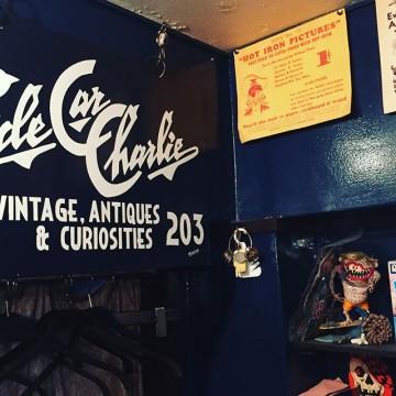 Side Car Charlie #vintage #harajuku #amekaji #usedclothing