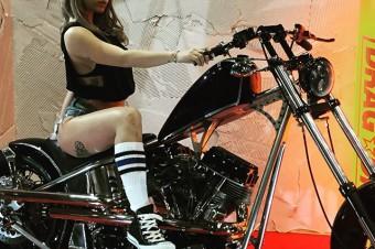 26th Annual YOKOHAMA HOT ROD CUSTOM SHOW 2017 #hotrodcustomshow #hotrod #yokohama #harleydavidson #chopper #shovelhead #knucklehead #panhead #vintage #sidevalve #sportster