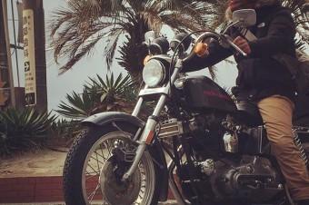 2018 FIRST RUN #harley-davidson #sportster #shovelhead #shovelsports #ironhead #vintage #xlh #xlch #77xlh #xlh1000 #vintagemotorcycle #ironsports #enoshima #kamakura