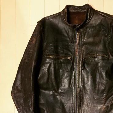 BUCO J-100 #buco #leatherjacket #50's #vintage #j100 #singleriders #motorcycle #touring