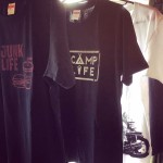 THANKS #silkscreen #tshirt #motorcycle #camp #tooeys.jp