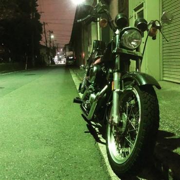 CAME BACK #harley-davidson #sportster #shovelhead #shovelsports #ironhead #vintage #xlh #xlch #77xlh #xlh1000 #sportymania #vintagemotorcycle #ironsports #joe's motorcycle #tokyo