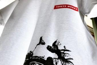 CB750-T SOLD#silkscreen #tshirt #motorcycle #cb750 #honda #tooeys.jp #tooeysworks #handmade #vintagemotorcycle #vintagehonda