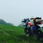 3 YEARS AGO#honda #xlr250 #solocamping #nagano #内山牧場キャンプ場 #mist