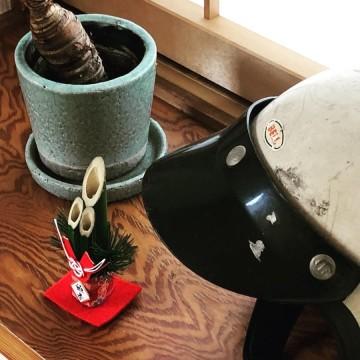 WISH YOU GOOD YEAR #harleydavidson #sportster #shovelhead #iron#ironhead #xlh #xlch #77xlh #xlh1000 #vintagemotorcycle #tooeysworks #bellhelmets